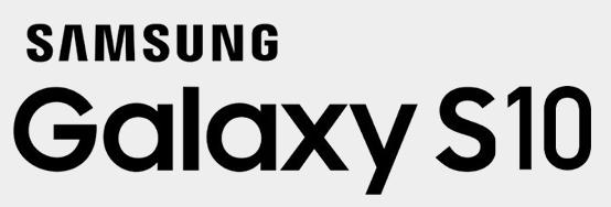 Logo Samsung Galaxy S10